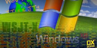 Windows XP WSJT-X
