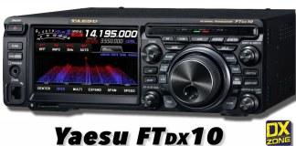 Yaesu FT DX 10