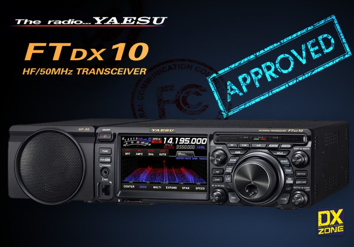 Yaesu-FTDX10-Approved