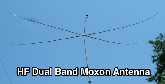 Moxon Antenna Construction – Billy Knight
