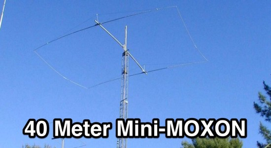 7 great moxon antenna projects for hf bands. Black Bedroom Furniture Sets. Home Design Ideas