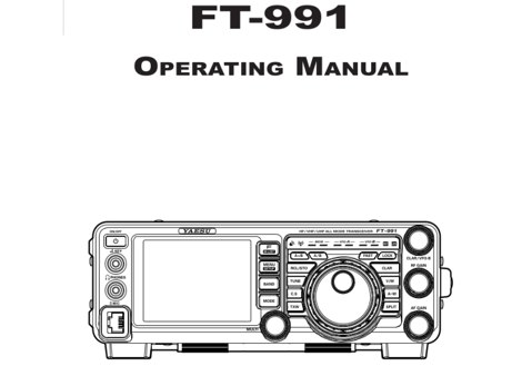 Yaesu-FT-991 Product Review