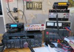CB Station LA-asema AP Lieksa radio 27 Mhz Citizen band