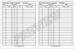 Printable Amateur Radio Logbooks