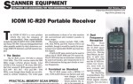 ICOM IC-R20 Review