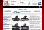 Clays Radio Shop Home Page