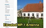 Elevated MP-1 Antenna
