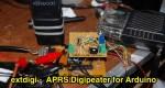extdigi -  APRS Digipeater for Arduino