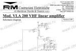 RM VLA 200 schematic