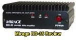 Mirage BD-35 Review