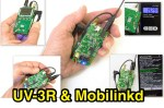 UV-3R Mobilinkd - APRS in Your Pocket