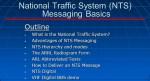 NTS Manual