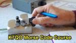 K7QO Morse Code Course