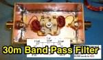 30 Meter Band Pass Filter