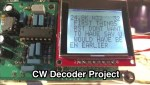 CW Decoder Project