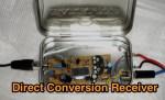30m direct conversion receiver