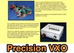 Precision VXO