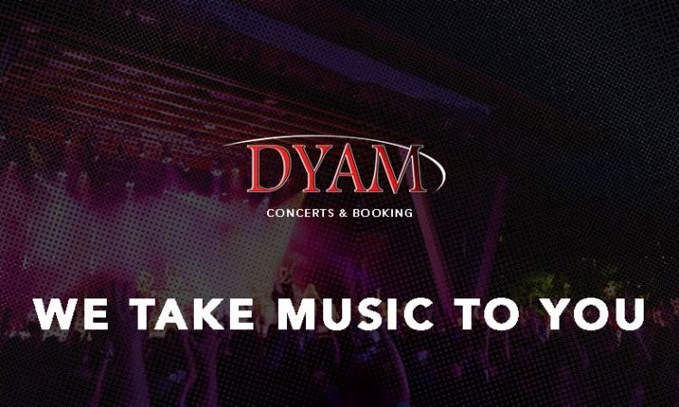 Dyam - Artistas & espetáculos