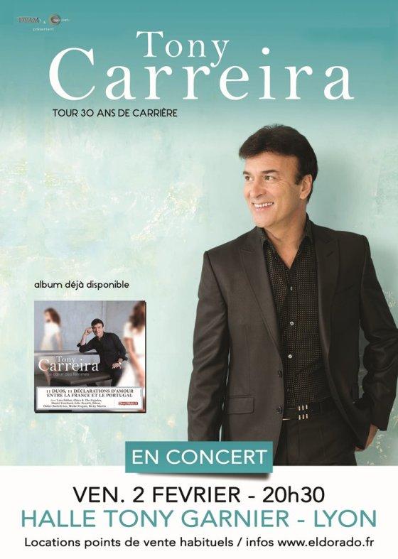 Tony Carreira - Lyon