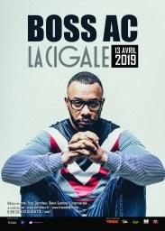 Boss AC - La Cigale (30 x 40 cm - print 24) - SD