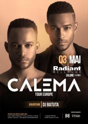 CALEMA live @ Radiant Bellevue Caluire