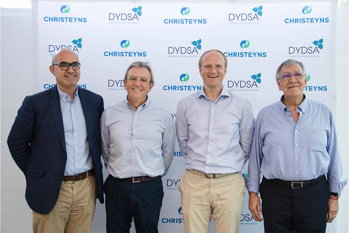 CHRISTEYNS acquires complete shares in the Valencian entity DYDSA