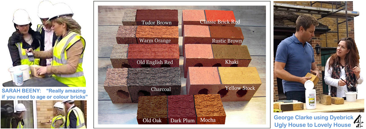 brick stain from dyebrick the color