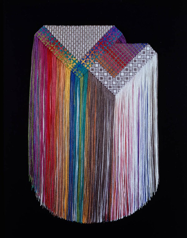 Textile Fiber Arts Sculpture