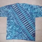 tie dye, tie-dye, tie-dyed, tie dyed, shirt , blue