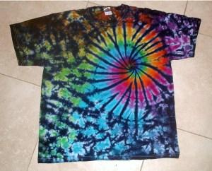 tie dye, tie-dye, tie-dyed, tie dyed, shirt, swirl, marble