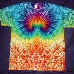 tie dye, tie-dye, tie-dyed, tie dyed, shirt, marble,rainbow