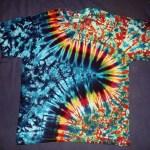 tie dye, tie-dye, tie-dyed, tie dyed, shirt, marble, zipper