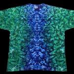 tie dye, tie-dye, tie-dyed, tie dyed, shirt, blue green, marble