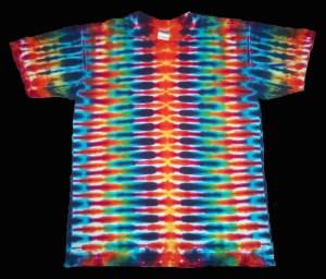 tie dye, tie-dye, tie dyed, tie-dyed, shirt, rainbow, zipper