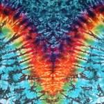 Marble Vee tie dye