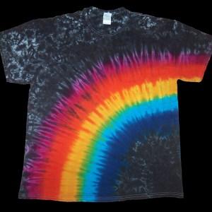 tie dye, tie-dye, tie dyed, tie-dyed, shirt, rainbow, dio, zipper