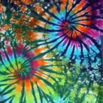 Double Dark Swirl tie dye