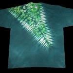 tie dye, tie-dye, tie-dyed, tie dyed, shirt, zipper, green