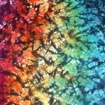 Vertical Marble Rainbow