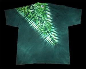 tie dye, tie-dye, tie dyed, tie-dyed, marble, zipper, shirt, wedge, green