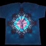 tie, dye, dyed, tie-dye, tie-dyed, dreamcatcher, shirt, sacred geometry