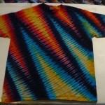 Rainbow Vibrations