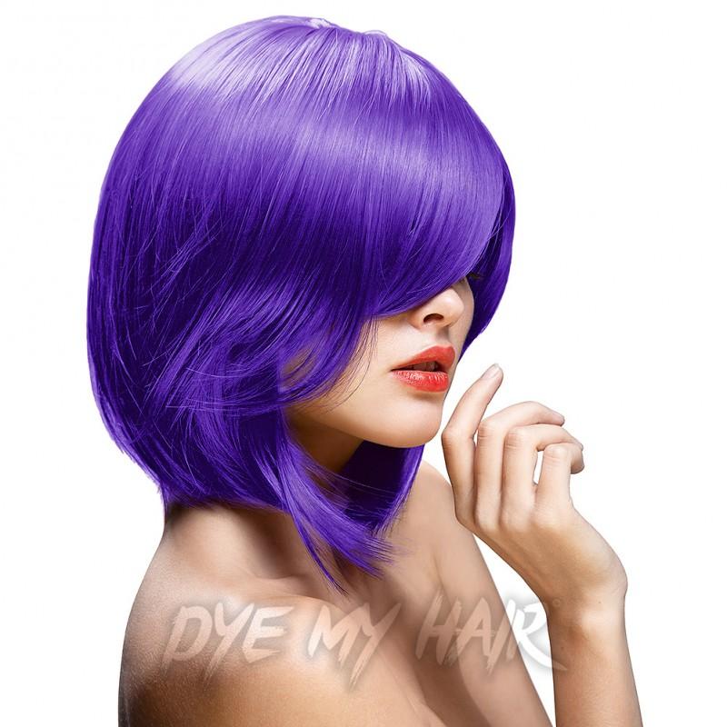 Directions Violet Semi Permanent Hair Dye Kit Pastel