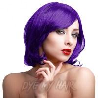 Stargazer Plume Purple Hair Dye, Violet Eggplant Semi ...