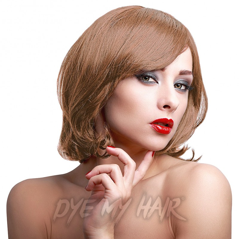 Stargazer Natural Brown Semi Permanent Hair Dye Tone Colour