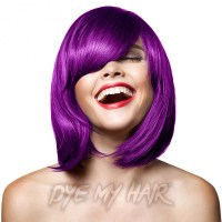 Manic Panic Purple Haze Semi Permanent Hair Dye, High ...