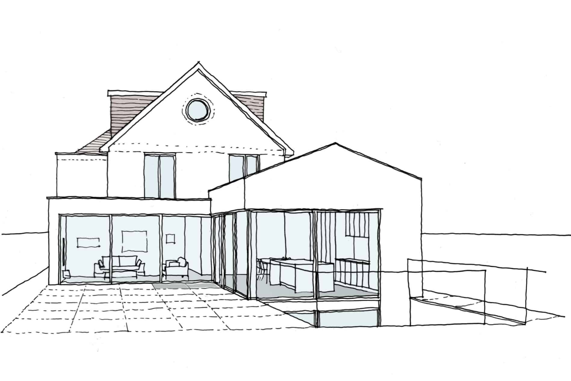 Planning Approval in Richmond to Demolish Separate Garage