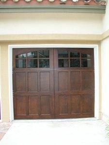 RHD Shores Recessed Panel Door