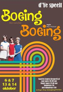 Poster Boeing Boeing