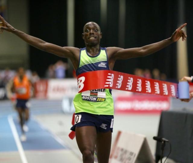 Hicham El Guerrouj Tells Edward Cheserek To Focus On The 1500 Meters And Mile